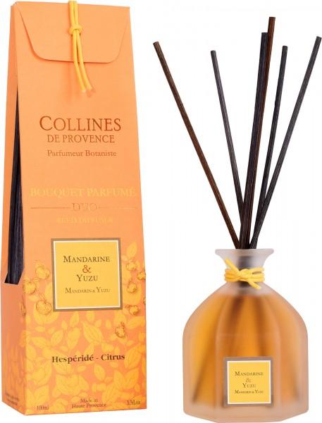 Betten Guenther-Collines-Mandarine+Yuzu-Aromabouquet