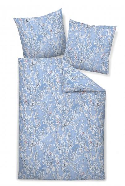 Janine Mako-SDatin Bettwäsche Messina 43105 Fb. 02kornblumen blau1_1