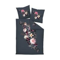 Betten-Guenther Janine mako-satin-bettwaesche-secret-garden-47001-08-grau-rose-living-