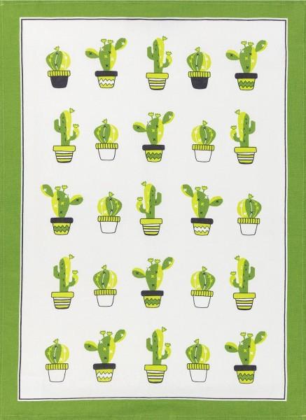 Betten Günther Kracht Geschirrtuch Kaktus 50x70 cm_2_1